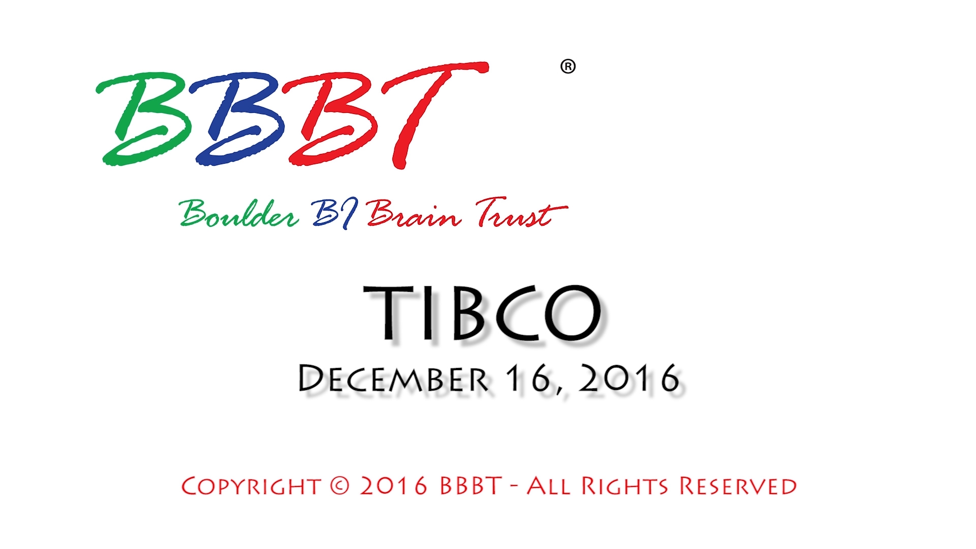 Tibco training institutes in bangalore dating